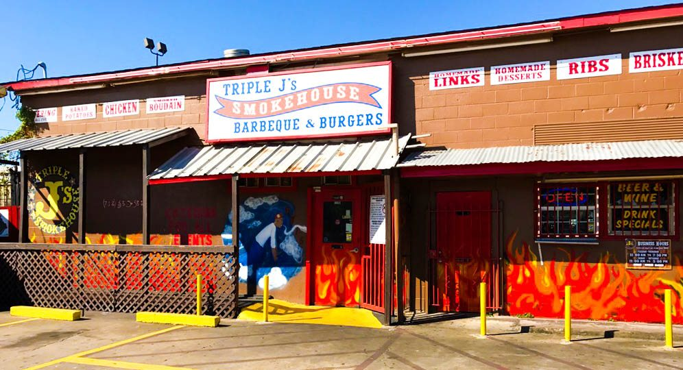 Named to KHOU-TV's 11 Best Barbecue Restaurants!